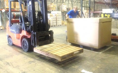 Packaging & Crating